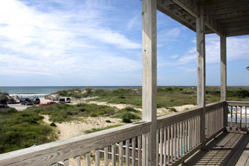 Frisco, NC. Home on the Beach