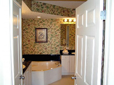 Luxurious Master Baths with Double Vanities