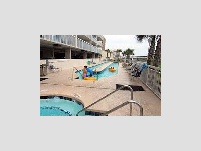 200' Oceanfront Lazy River